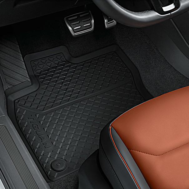 Volkswagen All-weather mattenset Tiguan Allspace, voor + achter