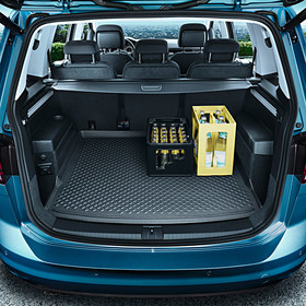 Volkswagen Kofferbakinleg Touran, 5-zits
