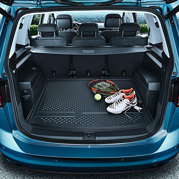Volkswagen Kofferbakmat Touran, 5 zits, variabele laadvloer