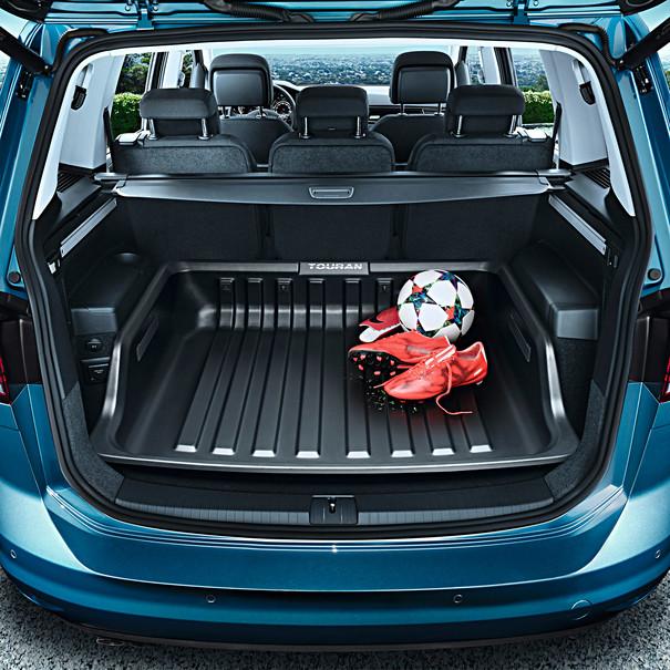 Volkswagen Kofferbakschaal Touran, 5 zits
