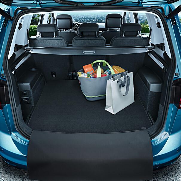 Volkswagen Dubbelzijdige kofferbakmat