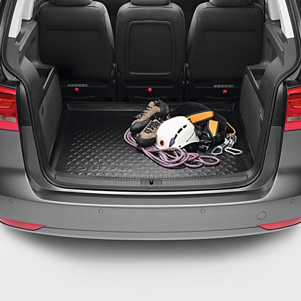 Volkswagen Kofferbakmat Touran, 7-zitter