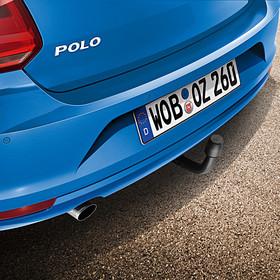 Volkswagen Vaste trekhaak, inclusief 13-polige kabelset, Polo