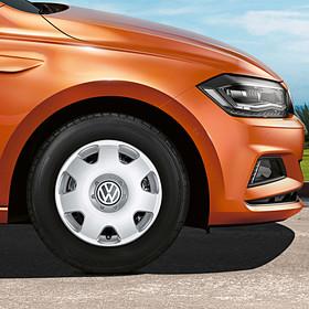 Volkswagen 14 inch wieldoppenset