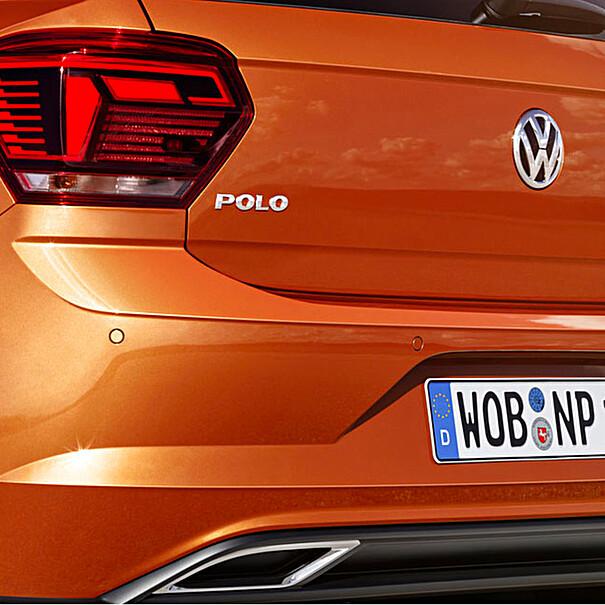 Volkswagen Parkeersensoren achterzijde, Polo