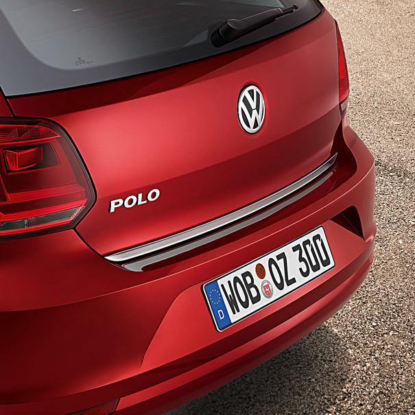 Volkswagen Chromenlook sierlijst achterklep, Polo