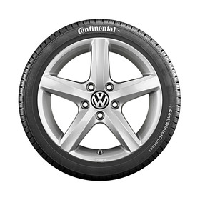 Volkswagen 15 inch lichtmetalen winterset Aspen, Polo