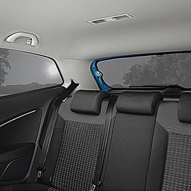 Volkswagen Zonwering complete set, Polo 2-deurs