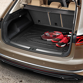 Volkswagen Kofferbakschaal Touareg