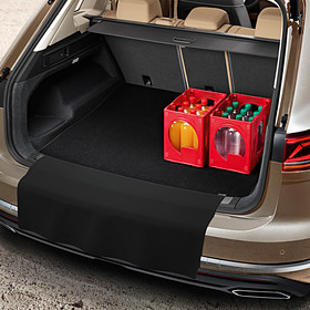 Volkswagen Dubbelzijdige kofferbakmat Touareg