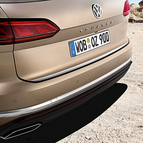 Volkswagen Chroomlook sierlijst achterklep, Touareg