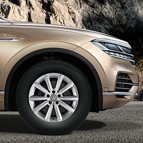 Volkswagen 18 inch lichtmetalen winterset Merano, Touareg