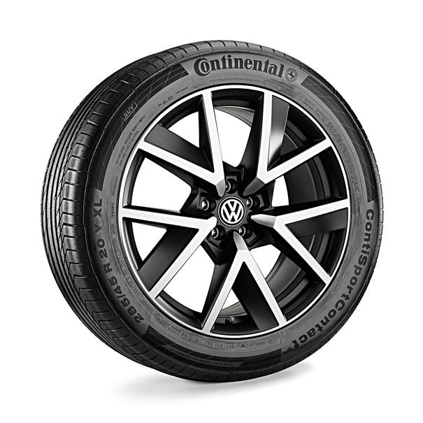 Volkswagen 20 inch lichtmetalen zomerset, Braga
