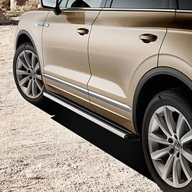 Volkswagen Sidesteps Touareg