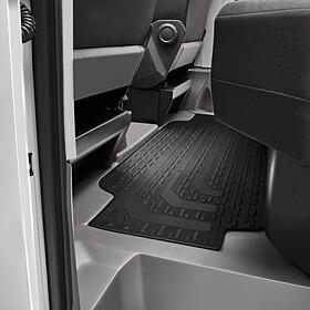 Volkswagen All-weather mat Crafter, 2e zitrij