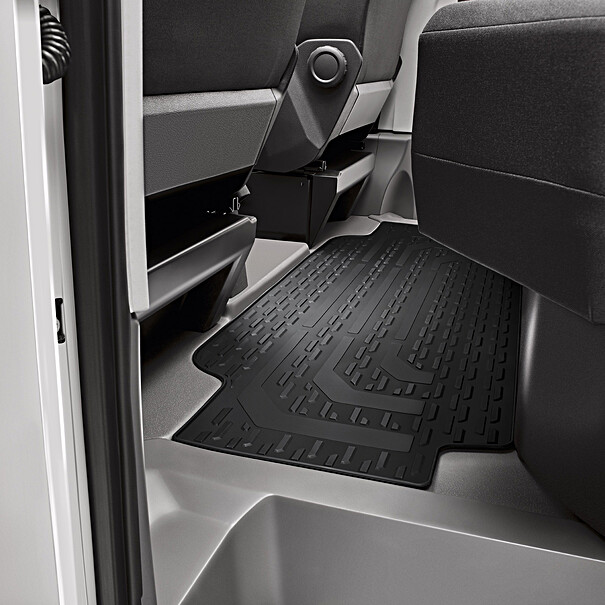 Volkswagen All-weather mat Crafter, 2e zitrij