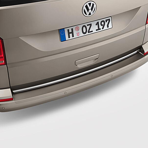 Volkswagen Achterbumper beschermfolie transparant, Transporter