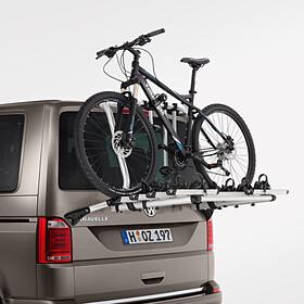 Volkswagen Fietsendrager voor achterklep T6/T6.1, 4 fietsen