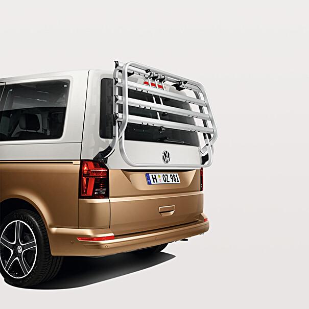 Volkswagen Fietsendrager voor elektrische achterklep, 4 fietsen