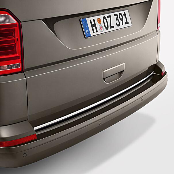 Volkswagen Chroomlook sierlijst achterklep, Transporter
