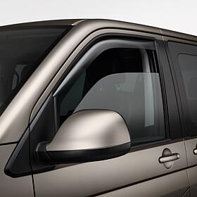 Volkswagen Windgeleiders Transporter, voorportieren