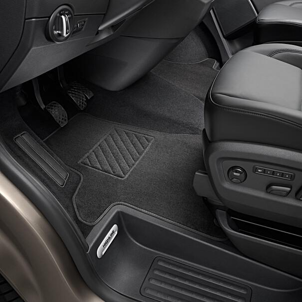 Volkswagen Optimat mattenset Transporter, voor