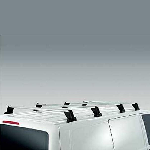 Volkswagen Uitbreidingsset allesdragers Transporter, zonder bevestigingsrails
