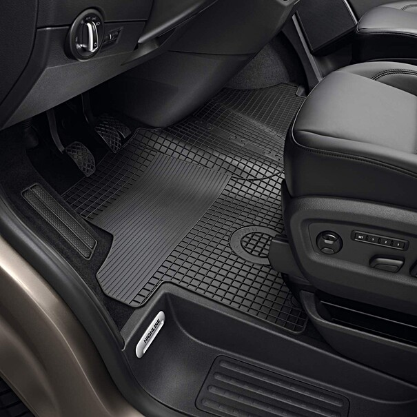 Volkswagen Rubberen mattenset Transporter, voor