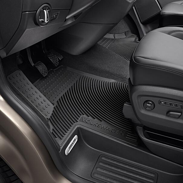 Volkswagen Heavy Duty rubberen mattenset Transporter, voor