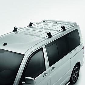 Volkswagen Allesdragers voor California zonder bevestigingsrails