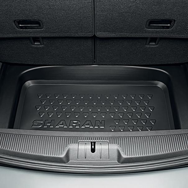 Volkswagen Kofferbakmat Sharan, 6/7-zitter