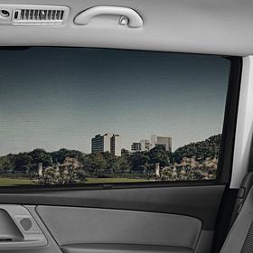 Volkswagen zonwering, achterportieren, Sharan 2011 -