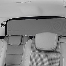 Volkswagen Zonwering bagageruimte, Sharan