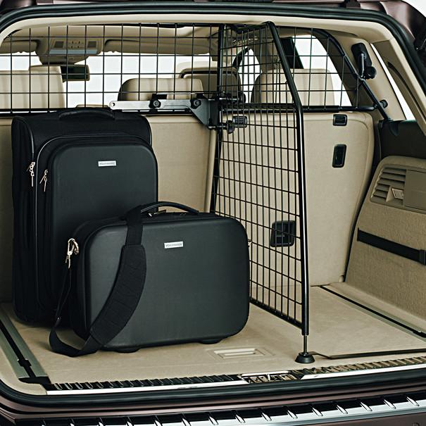 Volkswagen bagagerek, Touareg 2011-
