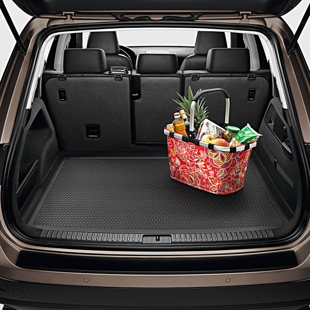 Volkswagen Kofferbakinleg Touareg