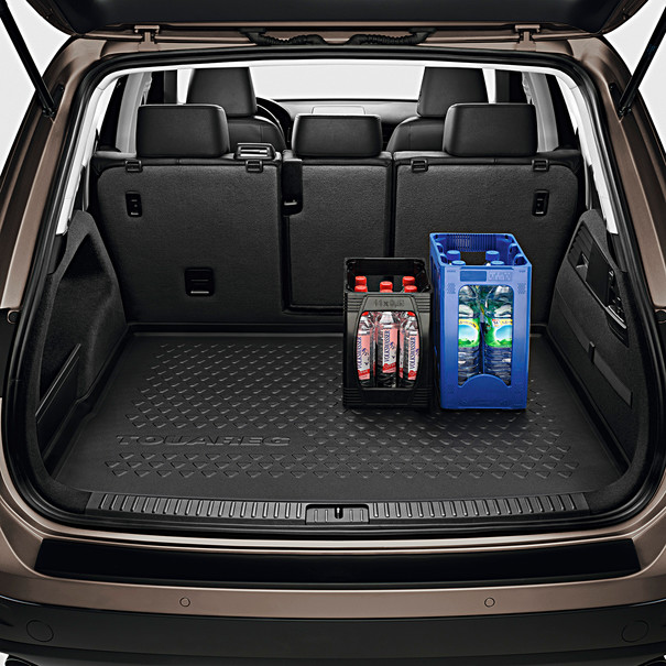 Volkswagen Kofferbakmat Touareg