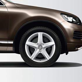 Volkswagen 18 inch lichtmetalen winterset, Aspen
