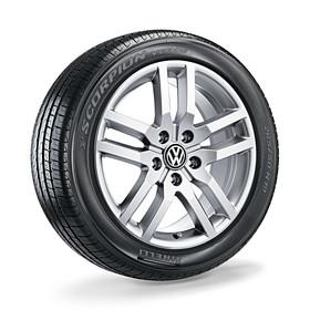 Volkswagen 19 inch lichtmetalen zomerset, Diorit