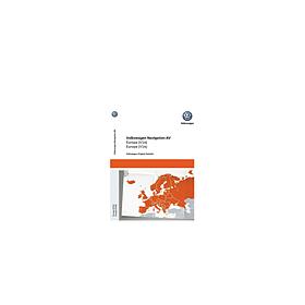Volkswagen Navigatie update Touareg, RNS 850, Europa (V14)
