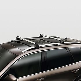 Volkswagen Allesdragers Touareg, met dakrailing