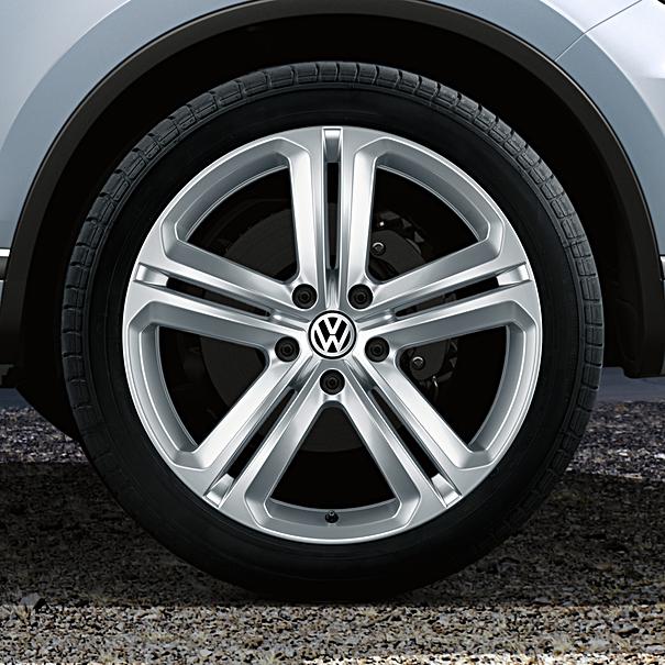 Volkswagen 21 inch lichtmetalen zomerset, Mallory