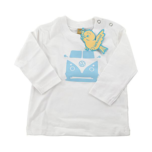 Volkswagen Babyshirt T1, lange mouw, jongen
