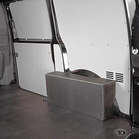 Volkswagen Lat-/wandbekleding Grijs Transporter T6 L1 (1 schuifdeur)