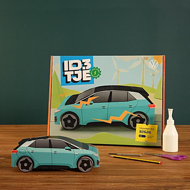 Volkswagen Het ID.3tje bouwpakket