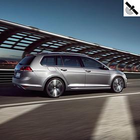 Volkswagen Mi50 voertuigvolgsysteem plus
