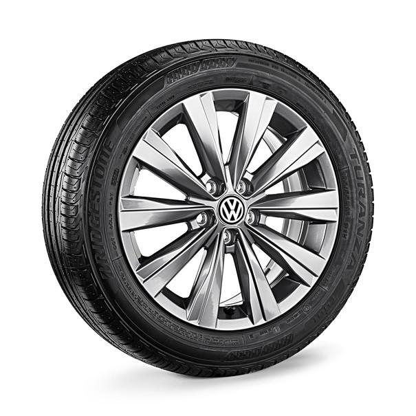 Volkswagen 16 inch lichtmetalen zomerset, Las Minas