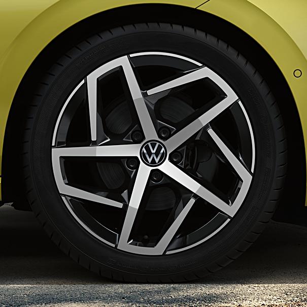 Volkswagen 18 inch lichtmetalen zomerset, Dallas