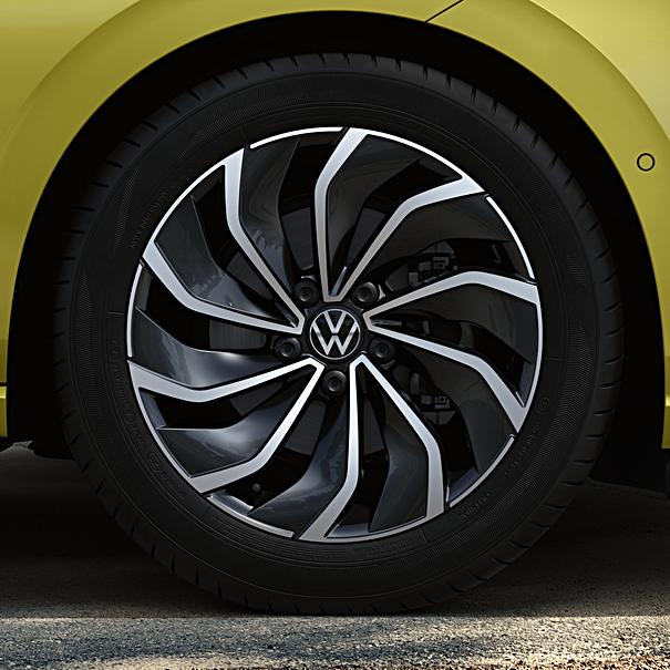 Volkswagen 17 inch lichtmetalen zomerwiel, Ventura