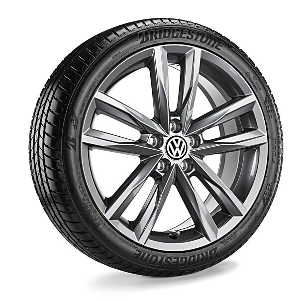 Volkswagen 17 inch lichtmetalen zomerset, Pamplona