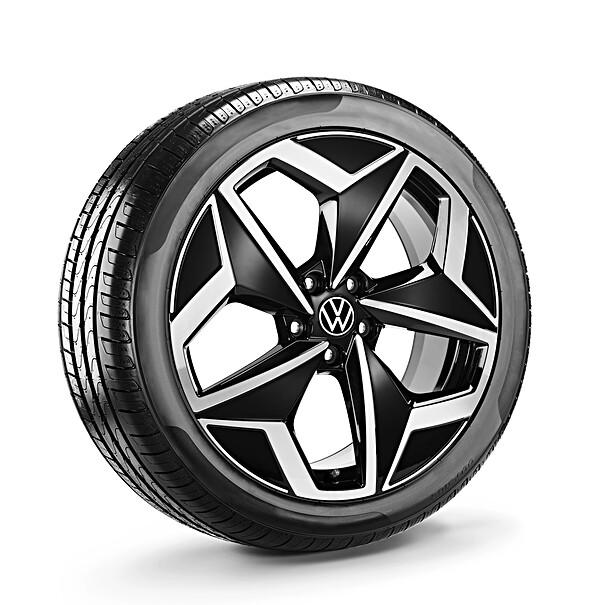Volkswagen 19 inch lichtmetalen zomerset Andoya